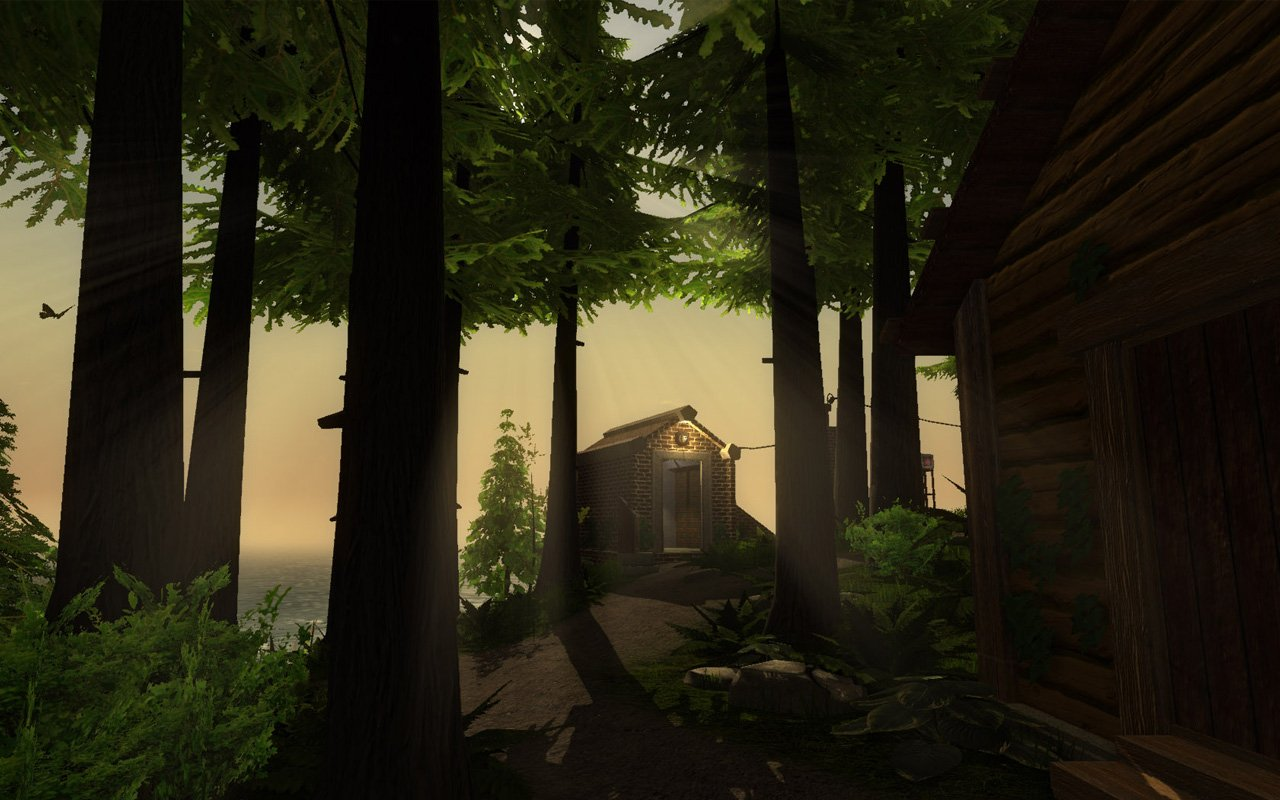 realMyst forêt